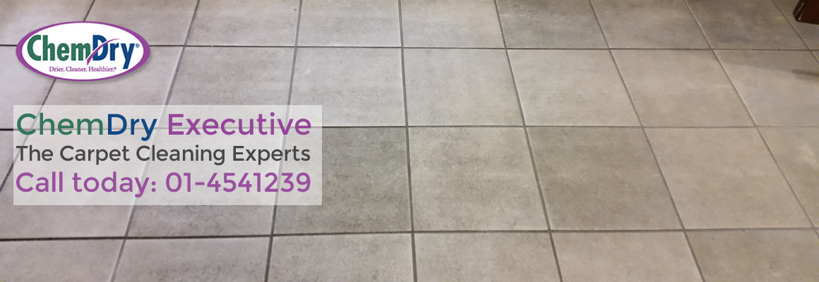 ways to clean grout between floor wall tiles chem dry executive